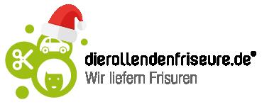 Logo Die Rollenden Friseure - Ihr mobiler Friseur
